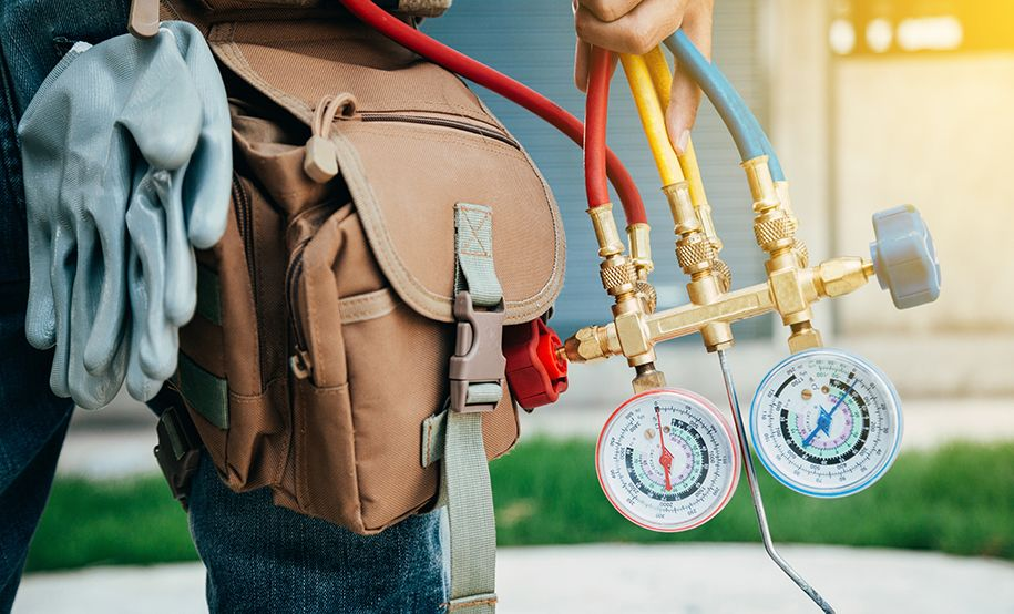 Universal HVAC Well Trained Techicians