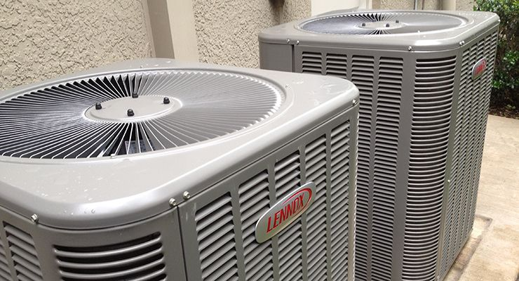 Air Conditioner Replacement Poinciana